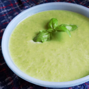 crockpot asparagus soup recipe