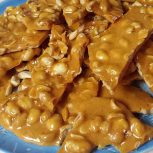 spicy brittle recipe